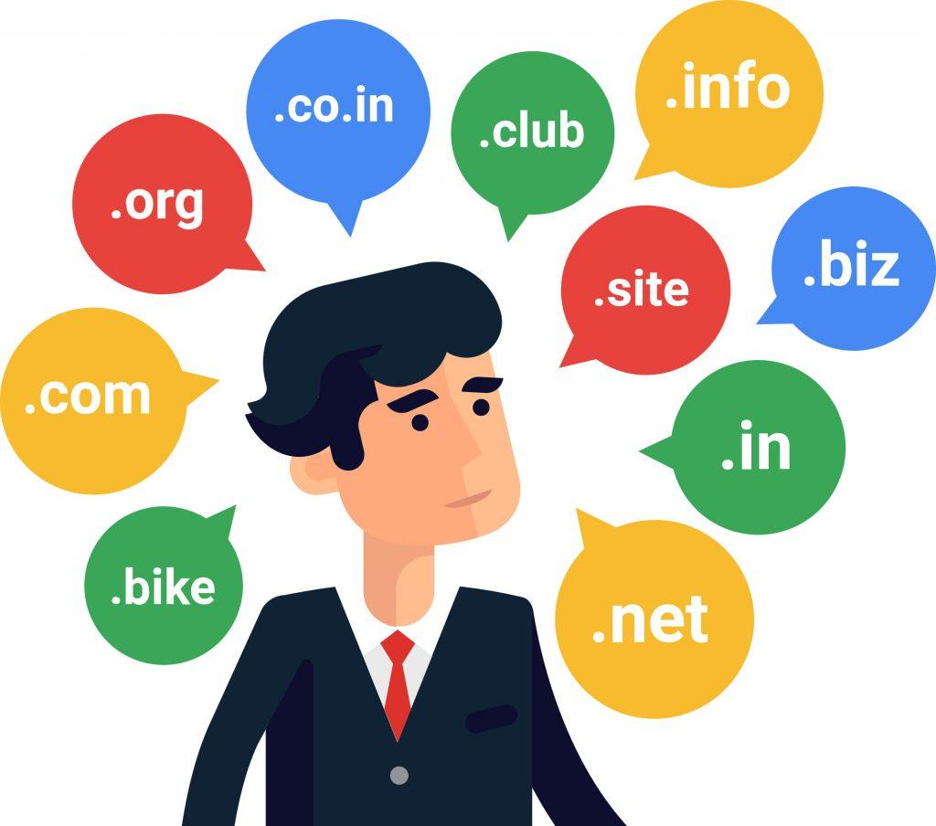 domain name extension
